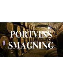 Portvinssmagning d. 5. november (No.1)