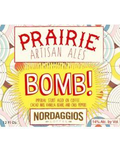 Prairie Artisan Ales - Bomb 355 ml.