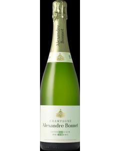 Alexandre Bonnet, Cuvée Douceur Demi Sec, 75 cl.