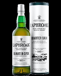Laphroaig, Quarter Cask, 48% 70 cl.