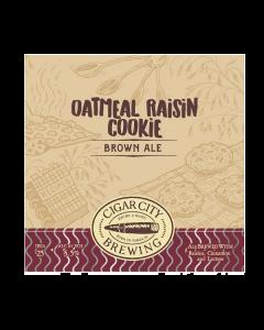Cigar City Brewing - Oatmeal Raisin Cookie 33 cl.