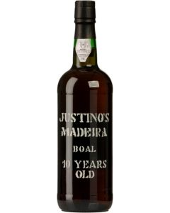 Justino's Madeira, Boal 10 Y.O., 75 cl. 19%