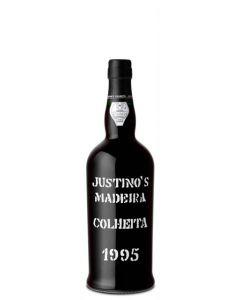 Justino's Madeira, Colheita 1995, 75 cl. 19%