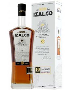 Ron Izalco, 10 Y.O. Gran Reserva, 43% 70 cl.