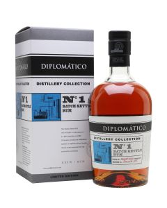 Diplomático, NO. 1 Batch Kettle Still, 47% 70 cl.