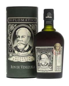 Diplomático, Reserva Exclusiva, 40% 70 cl.