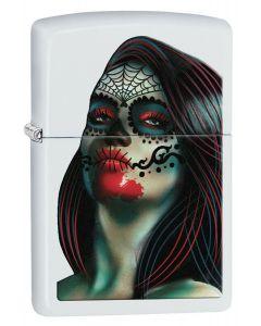 Zippo Lady tattoo