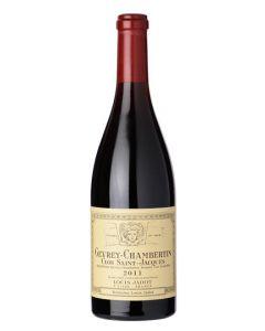 """Louis Jadot, Gevrey Chambertin 1. cru """"Clos Saint Jacques"""" 2011, 75 cl."""
