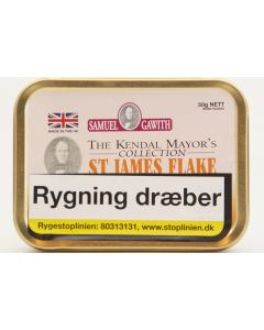 Samuel Gawth - St. James Flake 50g.