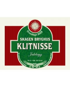 Skagen Bryghus - Klitnissen 50 cl.