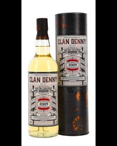 Clan Denny, Craigellachie 10 Y.O., 48% 70 cl.
