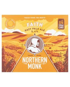 Northern Monk - Faith 44 Cl.