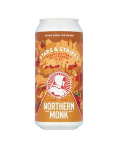 Northern Monk - Stars & Stripes 44 cl.