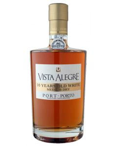 Vista Alegre, 10  års WHITE, 50 cl.