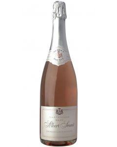 Albert Sounit, Crémant de Bourgogne, Rosé Brut, 75 cl.