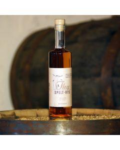 Thy Whisky, Spelt-Rye Whisky Batch 1, 46,3% 50 cl.