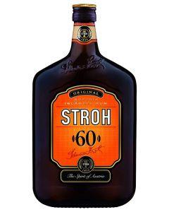 Stroh rum 60 % 0,50 cl.