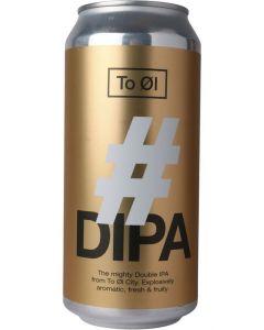 To Øl - #DIPA 44 cl.