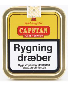 Capstan Yellow Flake 50g