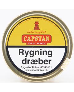 Capstan Yellow Ready Rubbed 50g