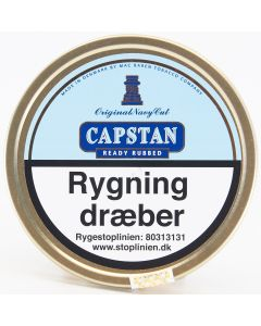 Capstan Blue Ready Rubbed 50g