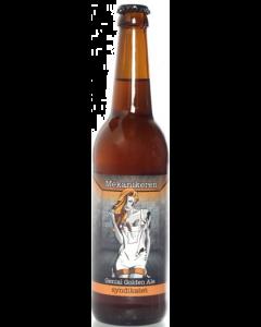 Syndikatet Mekanikeren Genial Golden Ale 50 cl.