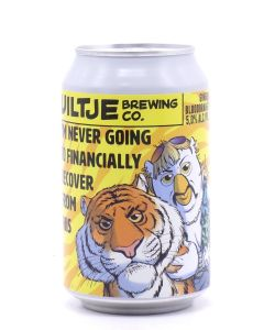 Uiltje Brewing - I´m Never Going to Financially Recover From This 33 cl.