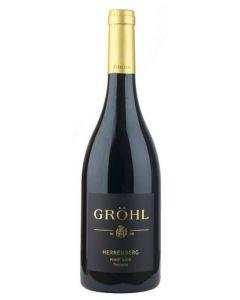 """Gröhl, Pinot Noir """"Oppenheimer Heerenberg"""" 2016, 75 cl."""