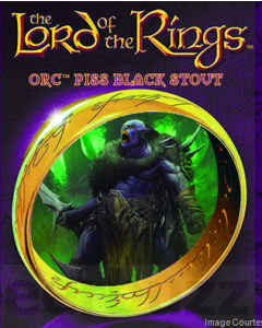 Moylan´s - Lord Of The Ring Orc Piss Black 47,5 Cl.