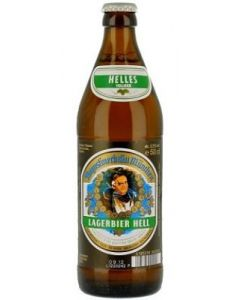 Hell - Augustiner 50 cl.
