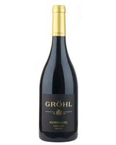 """Gröhl, Pinot Noir """"Oppenheimer Heerenberg"""" 2015, 150 cl."""