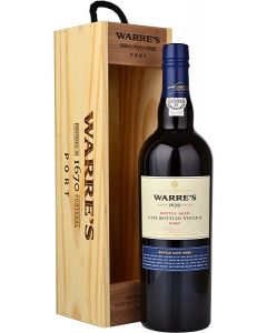 Warre's, Late Bottled Vintage 2007, 75 cl.