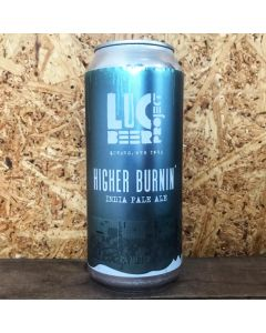 LIC Beer Project - Higher Burning 50 cl.