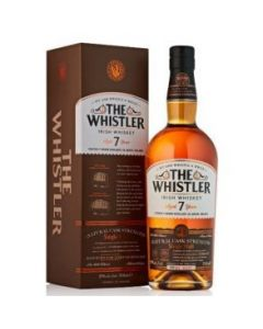 The Whistler, 7 Y.O. Cask Strength, 59% 70 cl.