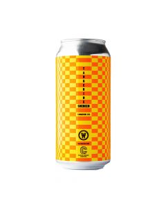 The White Hag - Tangerine Shebeen 44 cl.