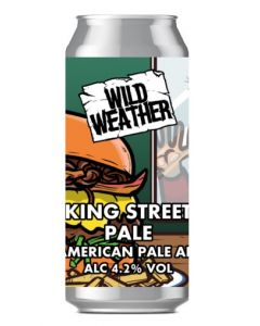 Wild Weather - King Street Pale APA 44 cl.