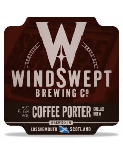 WindSwept - Coffee Porter 33 cl.