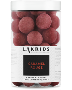 CARAMEL ROUGE, Lakrids By bülow 250g