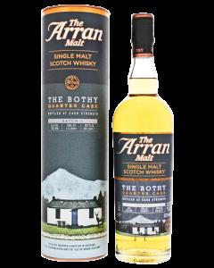 The Arran Malt, The Bothy Quarter Cask Batch 3, 70 cl. 53,2%