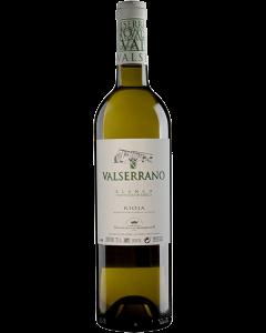Valserrano, Blanco 2017, 75 cl.