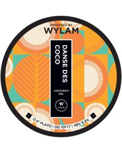 Wylam - Dance Des Coco 44 cl.