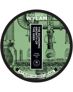 Wylam - economic Growth of the Geek 44 cl.