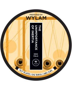 Wylam - The Unimportance Of Inertia 44 cl.