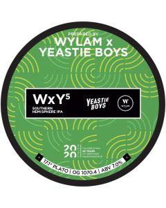 Wylam - WXY5 44 cl.