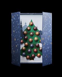 24 days of chocolate art julekalender
