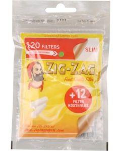 "ZIG ZAG filter ""Slim"" 6mm 120 stk"
