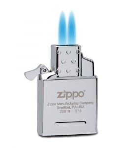 Turbo indsats til Zippo double flame