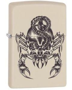 Zippo Scorpion Skull