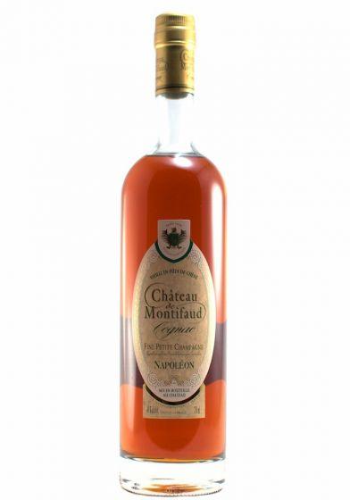 Ch. De Montifaud, Napoléon Fine Petite Champagne, 70 cl. 40%